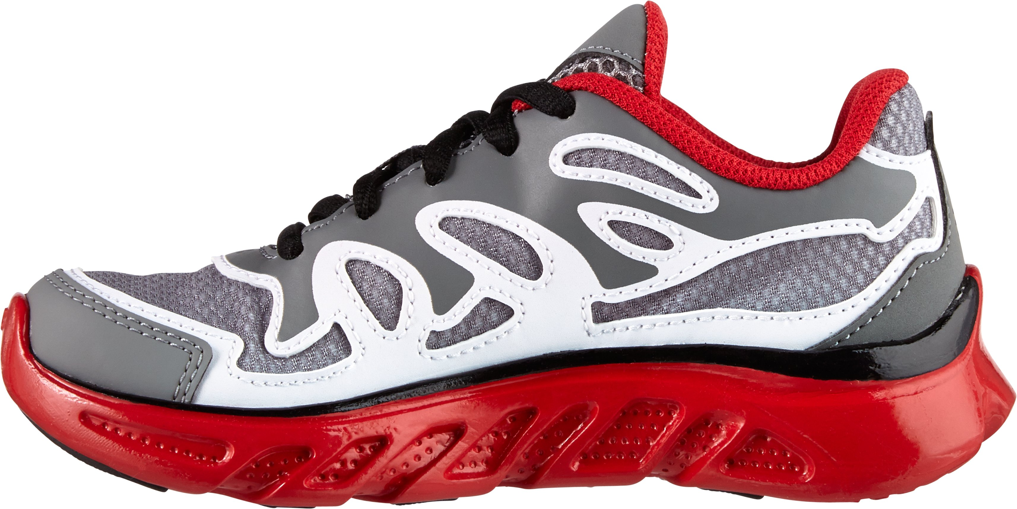 Boys' UA Spine™ Evo Pre-School Shoes, Graphite,