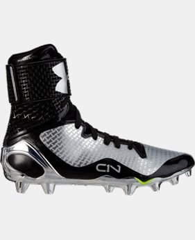 Men's UA C1N MC Football Cleats