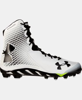 Men's UA Spine™ Brawler Football Cleats  4 Colors $119.99