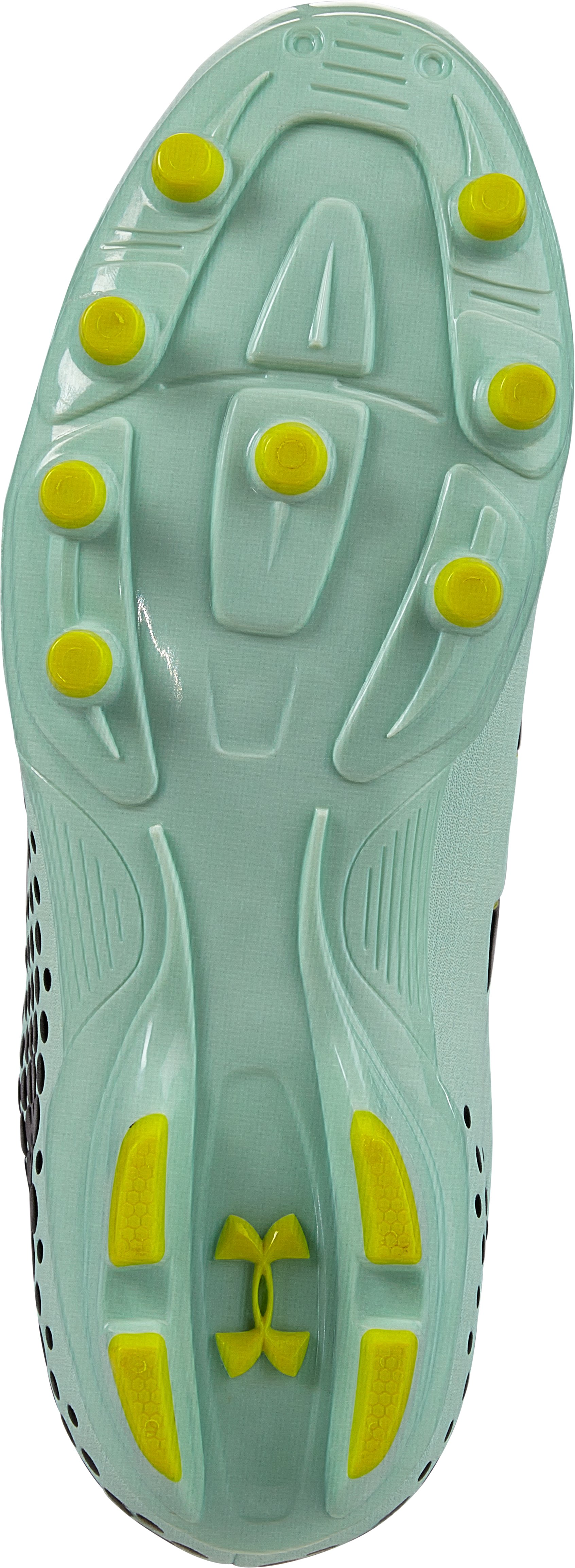 Kids' UA Blur Flash IV Soccer Cleats, MINT