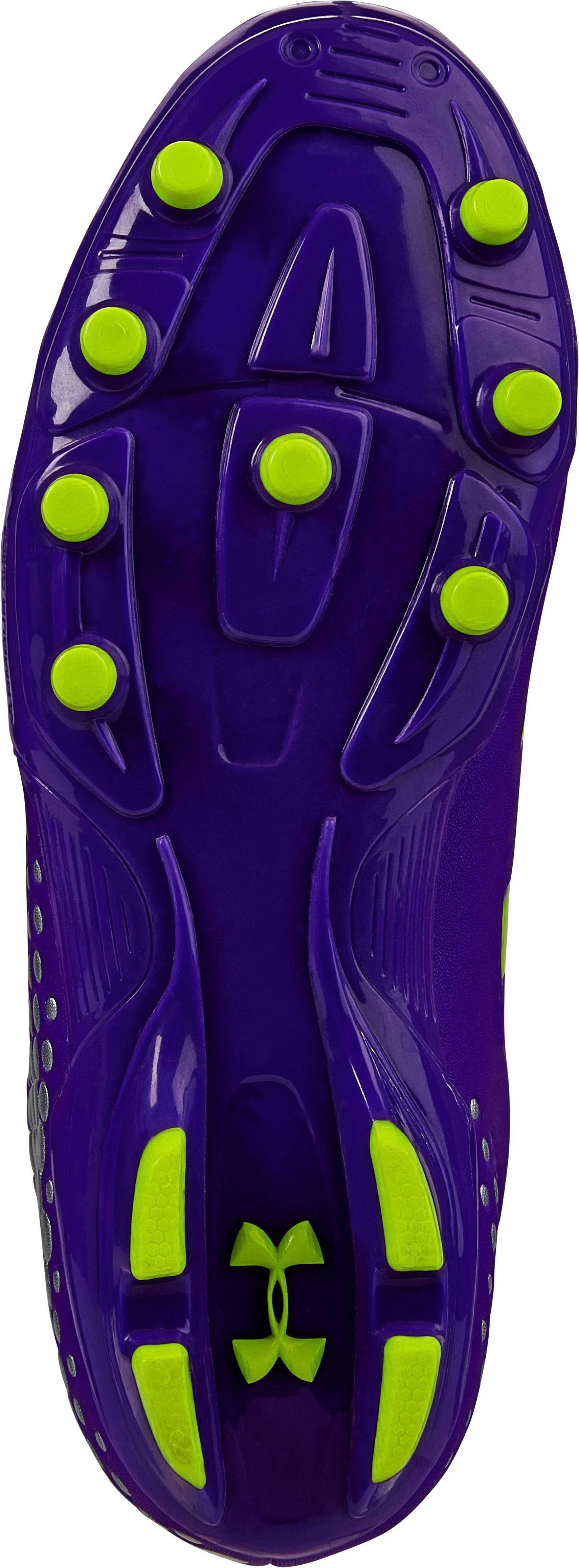 Kids' UA Blur Flash IV Soccer Cleats, PRIDE