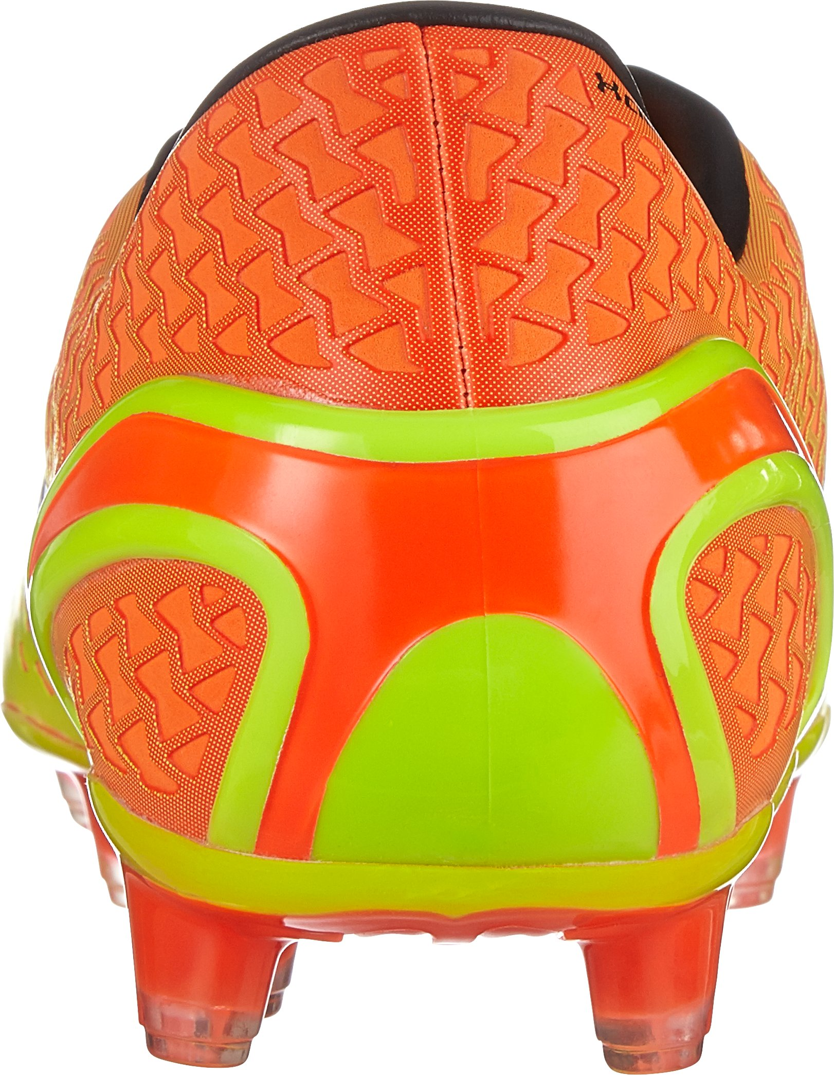 Men's UA ClutchFit™ Force FG Soccer Cleats, Blaze Orange