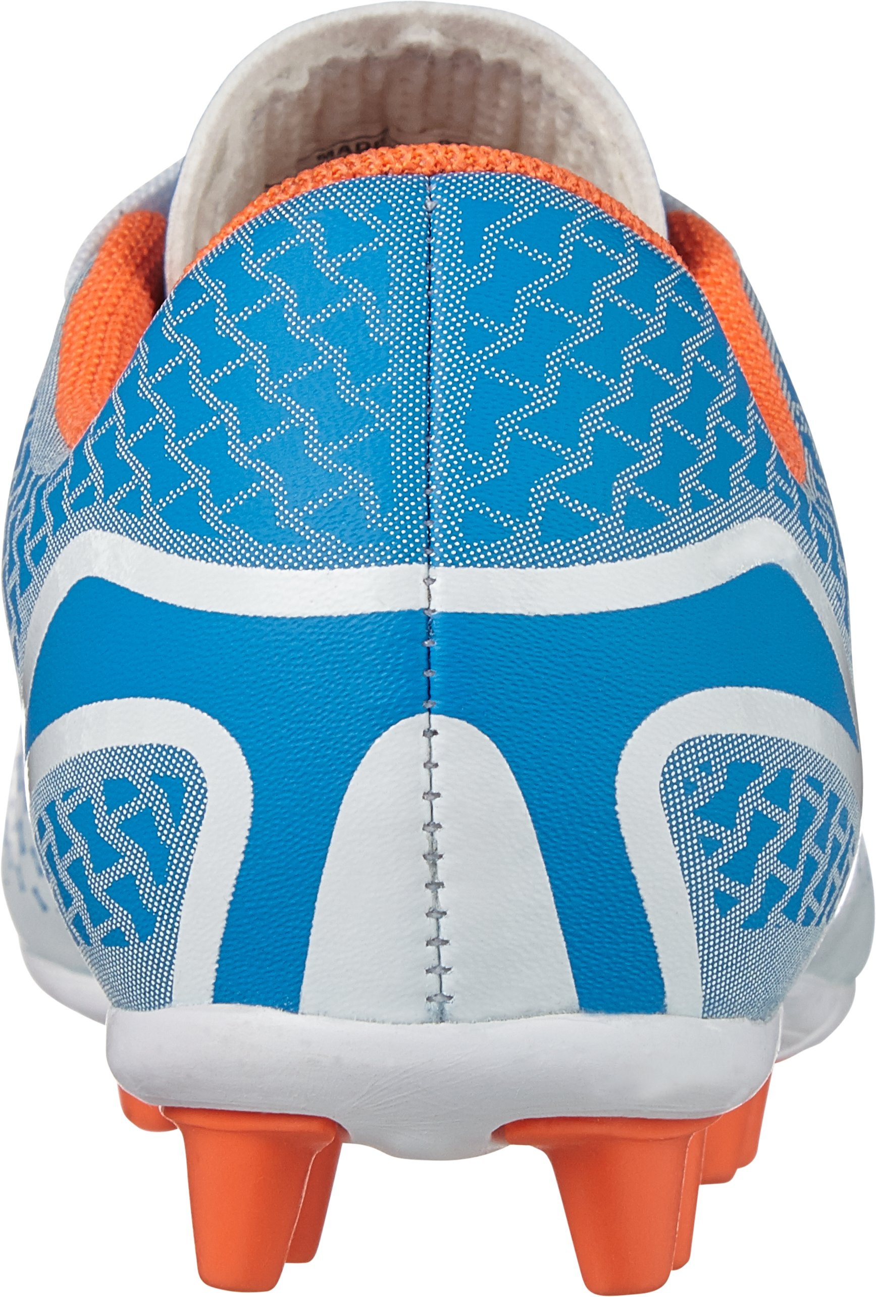 Kids' UA Speed Force HG Soccer Cleats, ELECTRIC BLUE