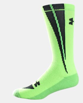 Youth UA Ignite Crew Socks