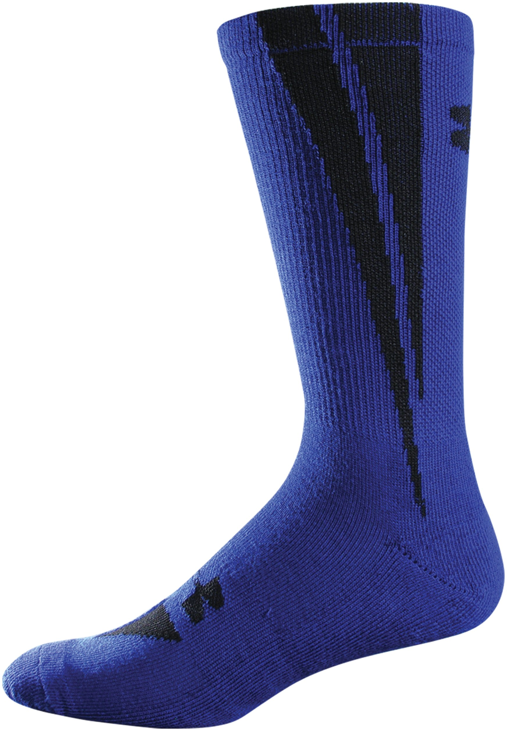 UA Ignite Crew Socks, Royal