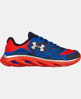 Boys' Grade School UA Spine™ Surge Running Shoes