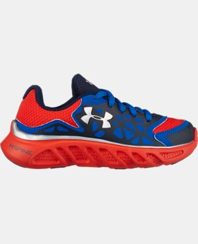 Boys' Pre-School UA Spine™ Surge Shoes