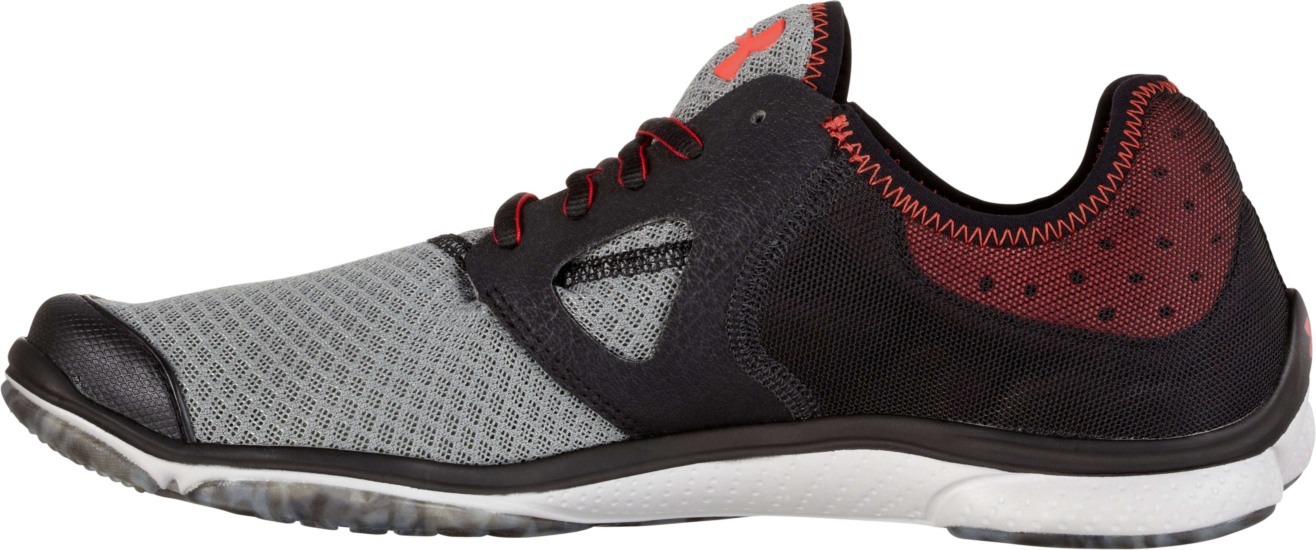 Men's UA Toxic Outdoor Trail Running Shoes, Black