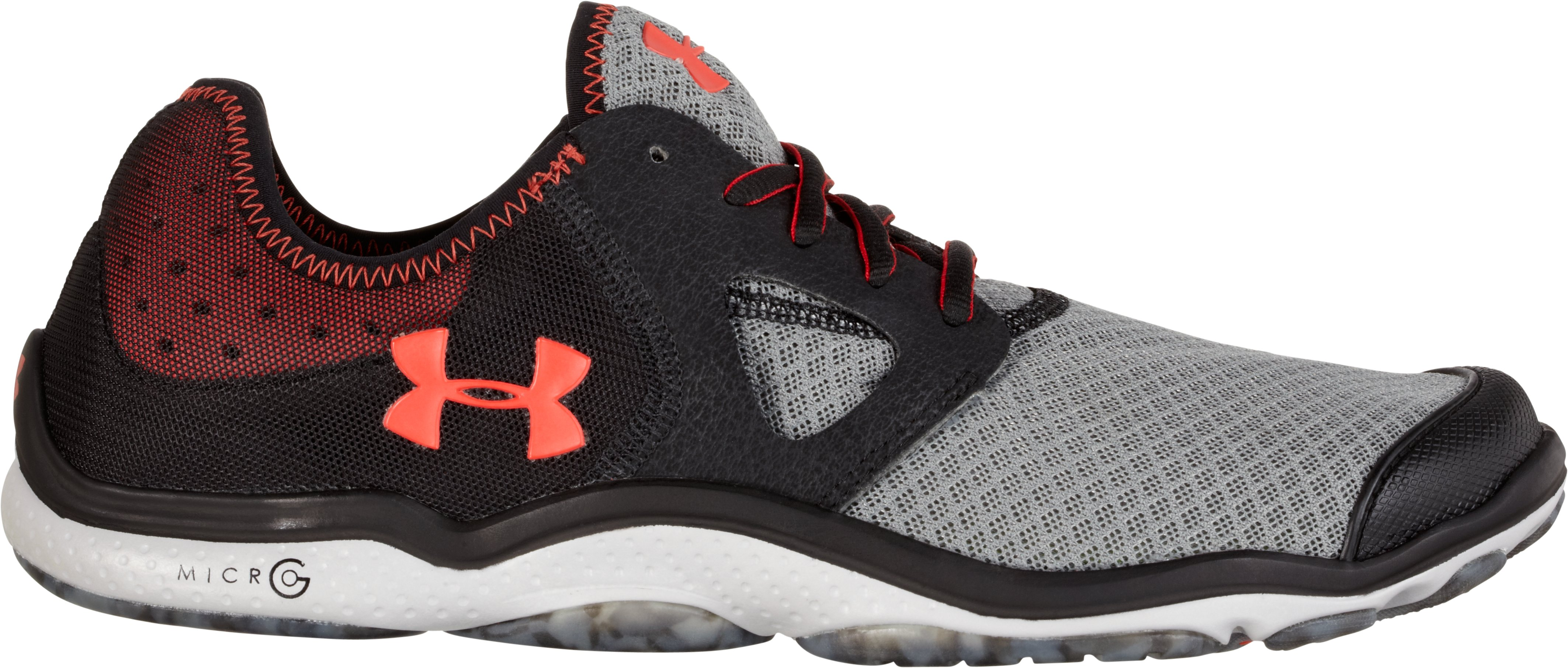 Men's UA Toxic Outdoor Trail Running Shoes, Black , zoomed image