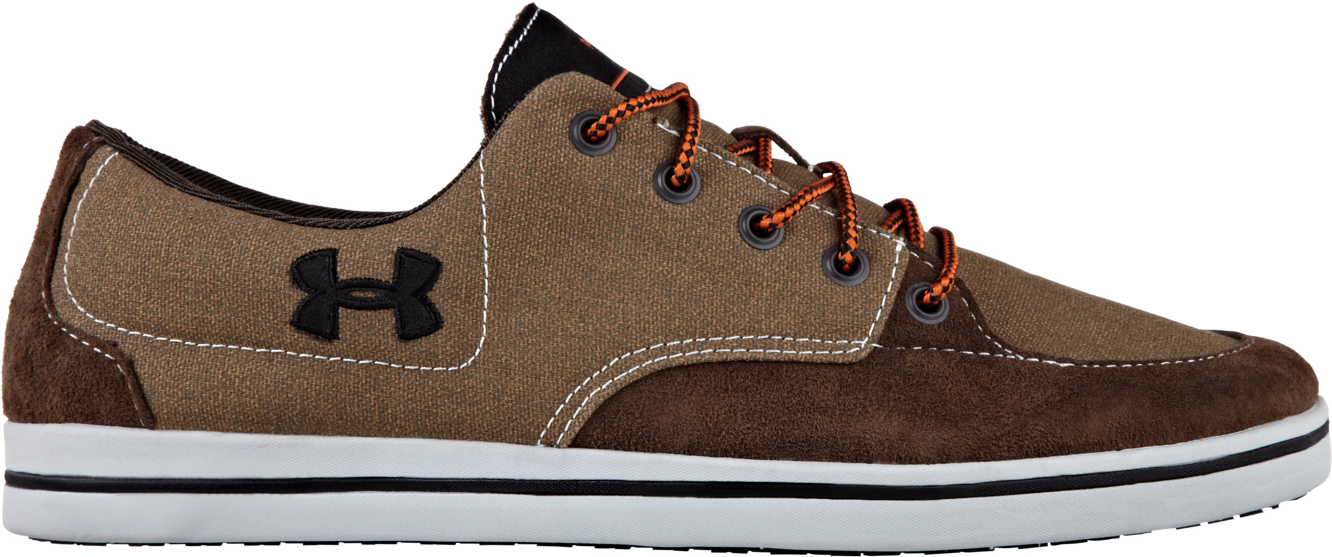 Men's UA Rooster Tail Boat Shoes, Uniform, zoomed image