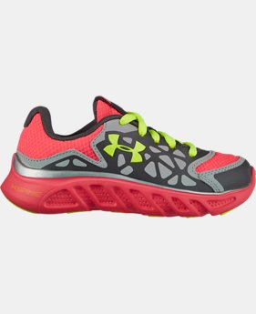 Girls' Pre-School UA Spine Surge Running Shoe