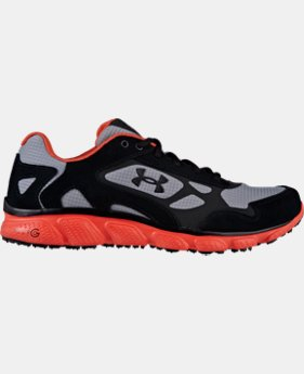 Men's UA Grit Off-Road Trail Running Shoes