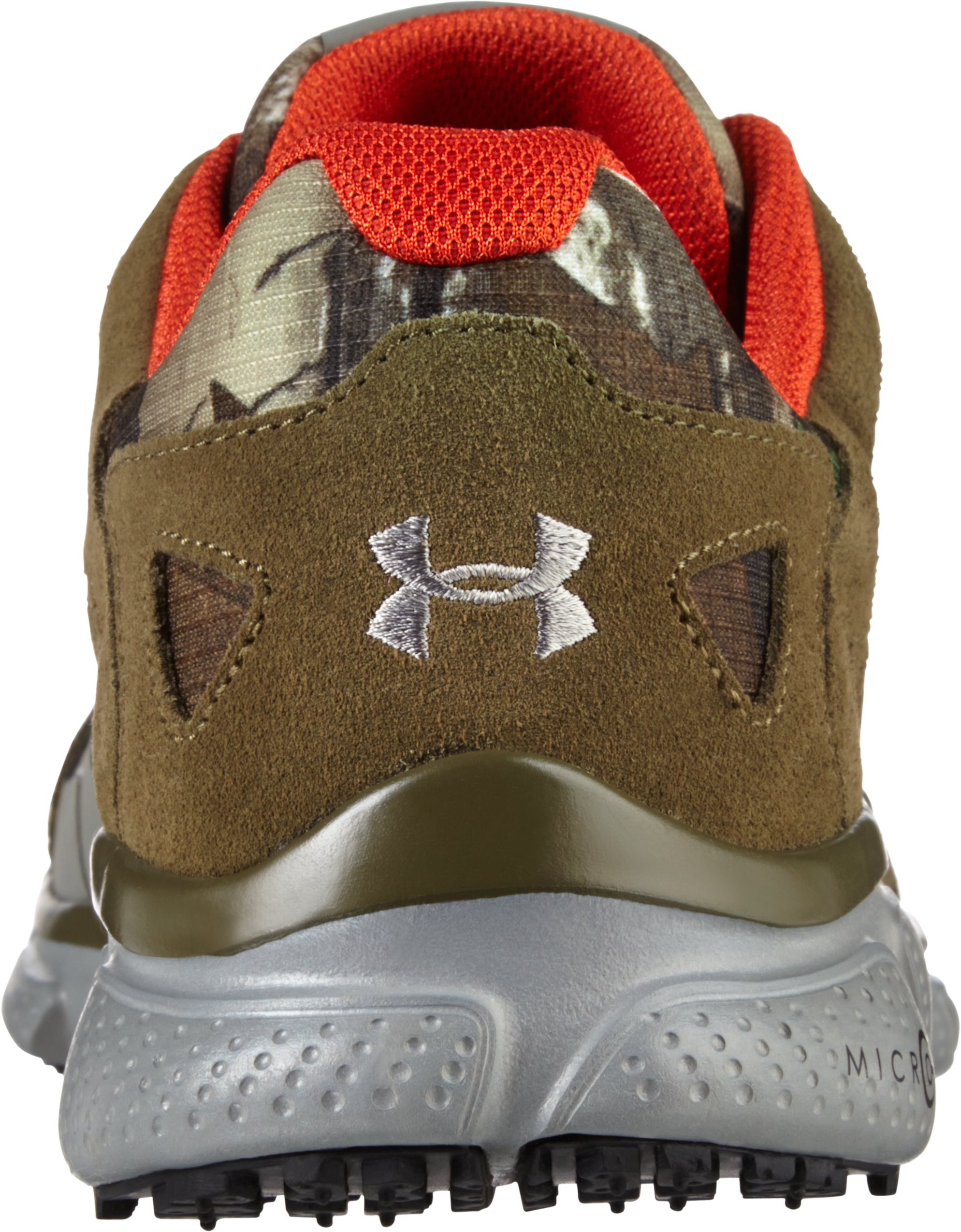 Men's UA Grit Off-Road Trail Running Shoes, REALTREE AP-XTRA