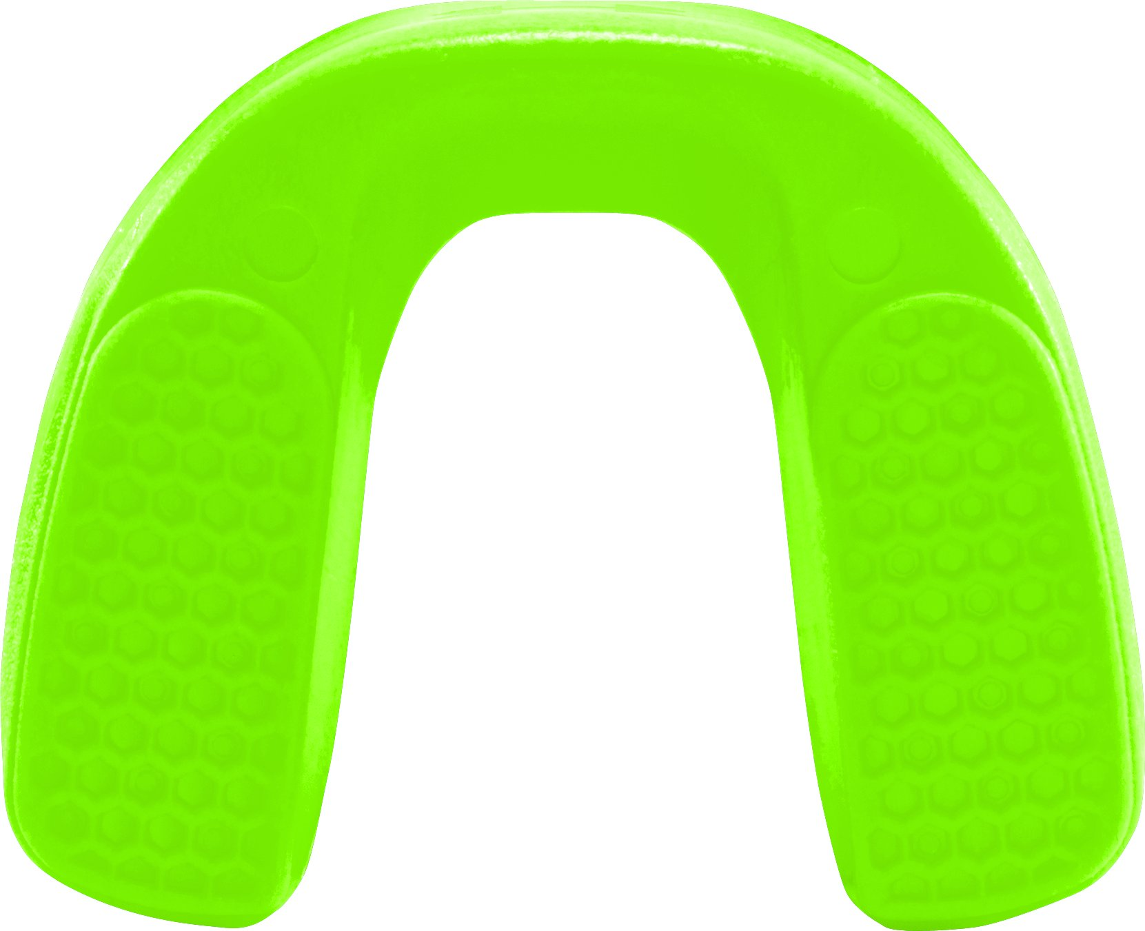 UA ArmourFit™ Mouthguard, HYPER GREEN,