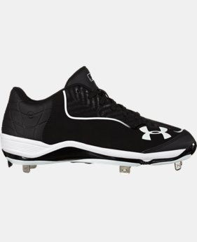 Men's UA Ignite Low ST CC Baseball Cleats  1  Color Available $64.99