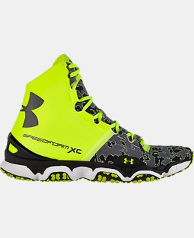 Men's UA SpeedForm® XC Mid Trail Running Shoes