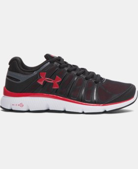 Boys' Grade School UA Micro G® Pulse II Running Shoes
