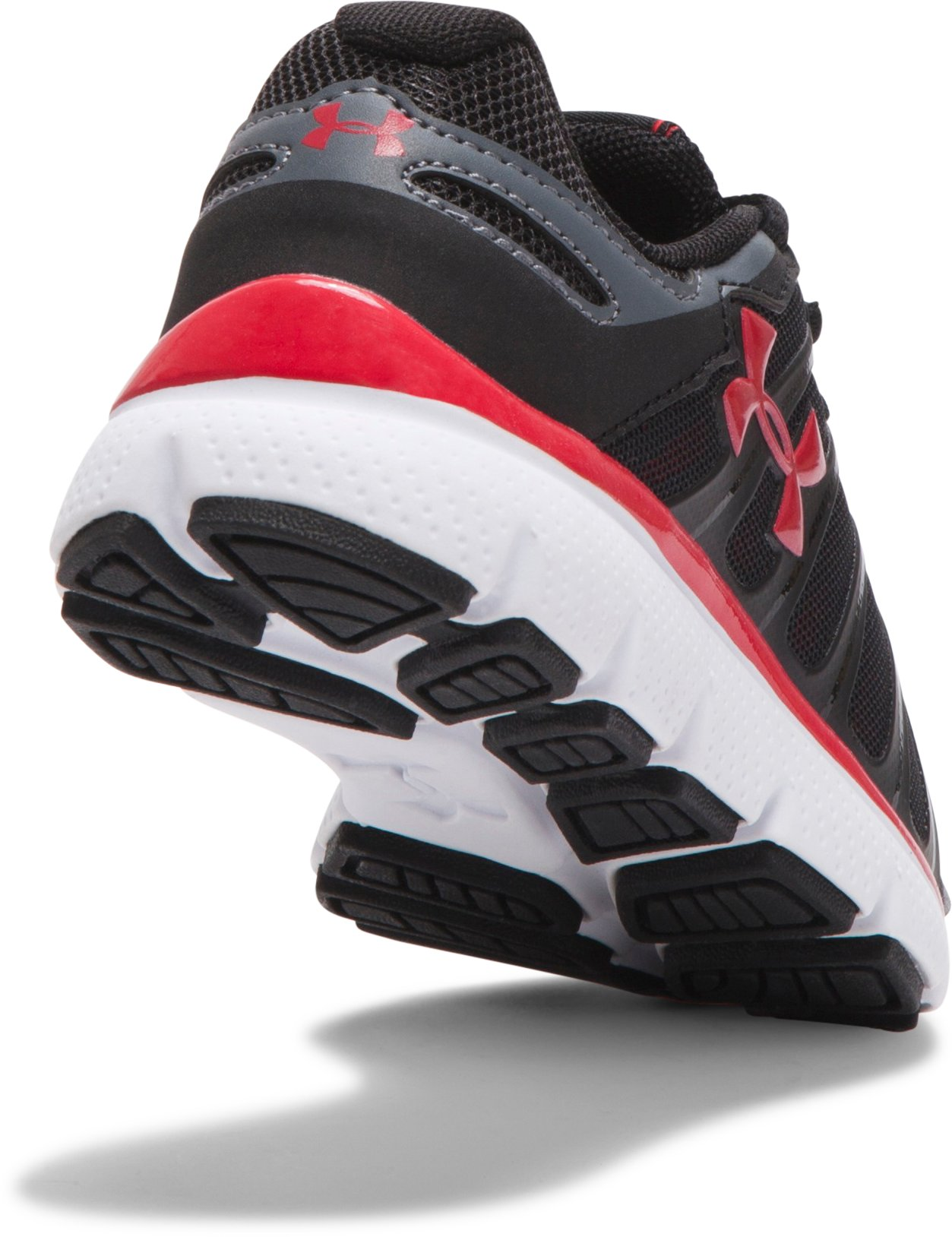Boys' Pre-School UA Pulse II Shoes, Black