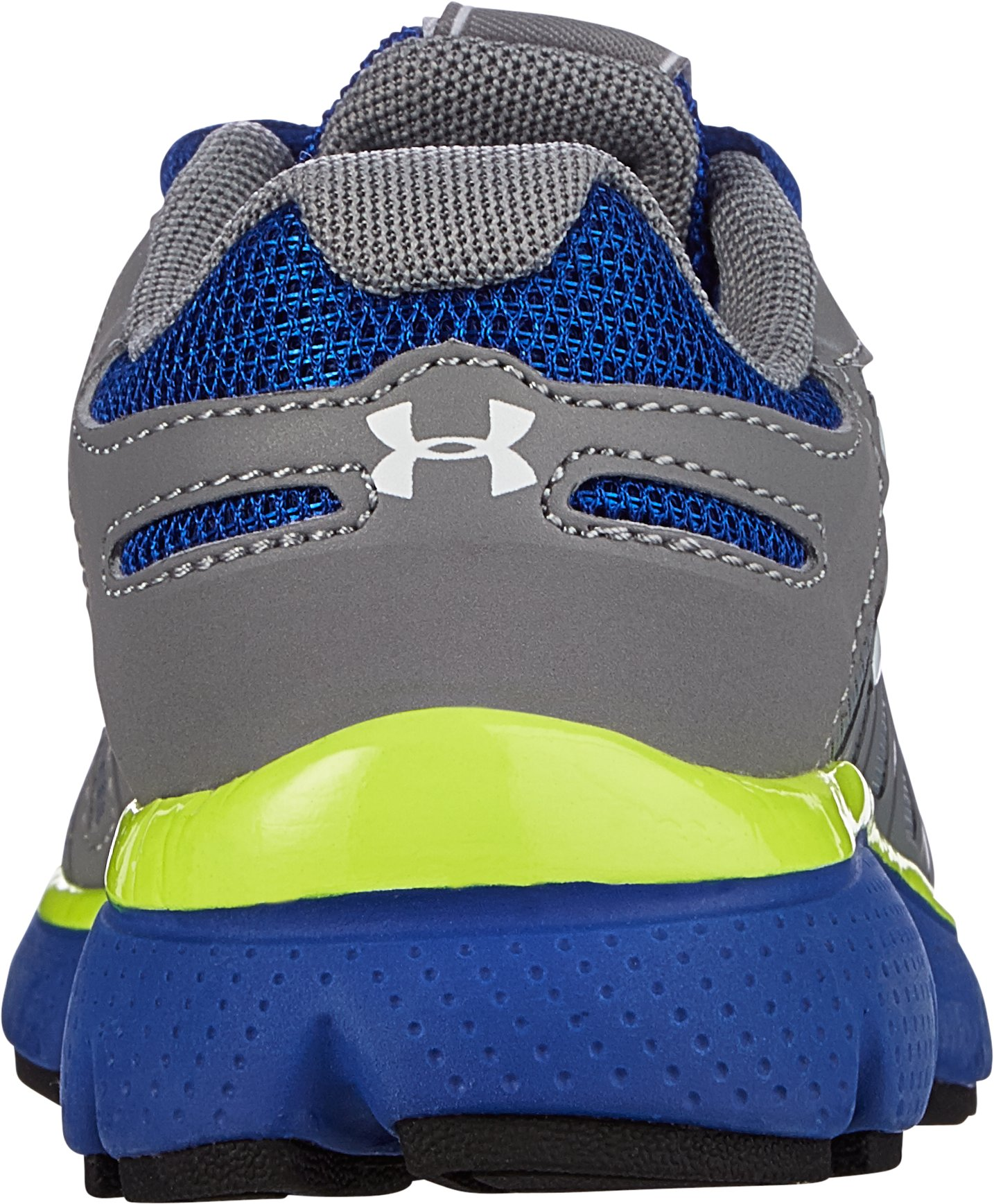 Boys' Pre-School UA Pulse II Shoes, Steel, undefined