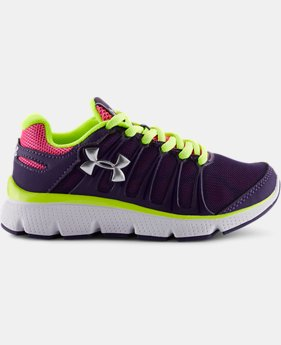 Girls' Pre-School UA Pulse II Running Shoe