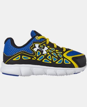 Boys' Infant UA Spine™ Surge Shoes LIMITED TIME: FREE SHIPPING 1 Color $37.99