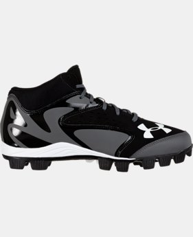 Men's UA Leadoff Mid RM Baseball Cleats
