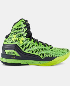 Kids' UA ClutchFit™ Drive Basketball Shoes
