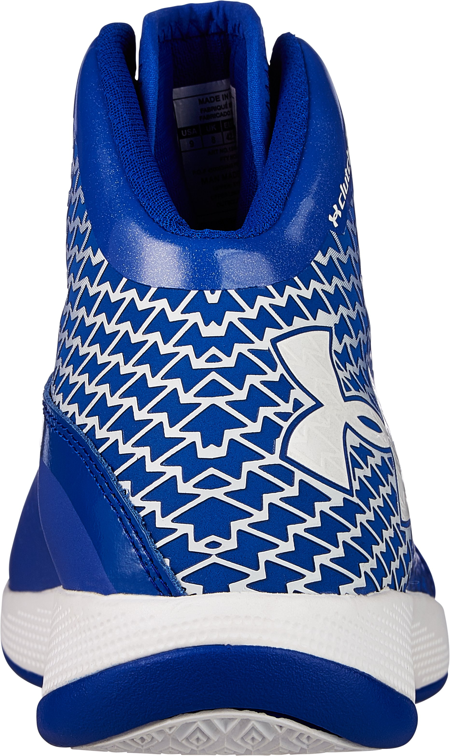 Men's UA Micro G® Torch Basketball Shoes, TEAM ROYAL, undefined