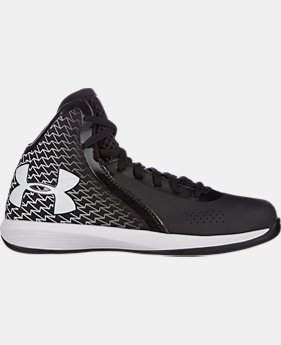 Kids' UA Torch Grade School Basketball Shoes
