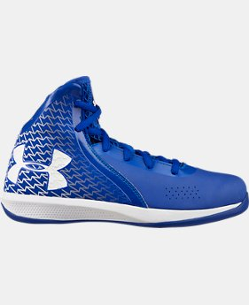 Kids' Pre-School UA Torch Basketball Shoes