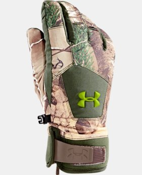 Men's UA Scent Control ColdGear® Infrared Primer Gloves