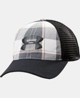 Men's UA Flannel Cap