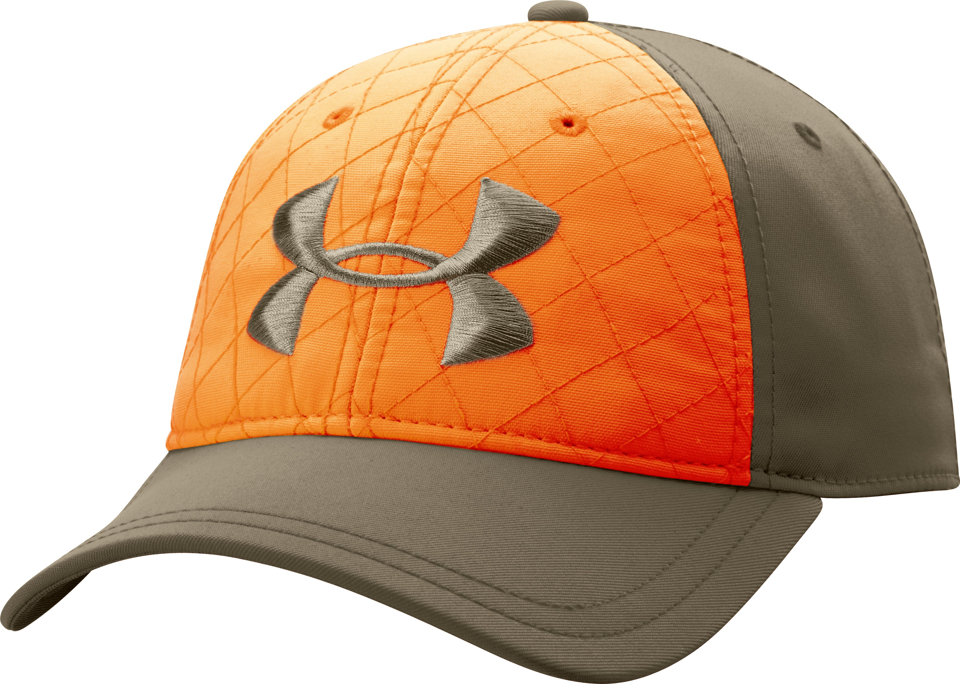 Men's UA Pointer Cap, Blaze Orange, zoomed image
