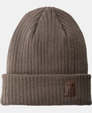 Men's UA Ridge Reaper® Beanie  1 Color $39.99