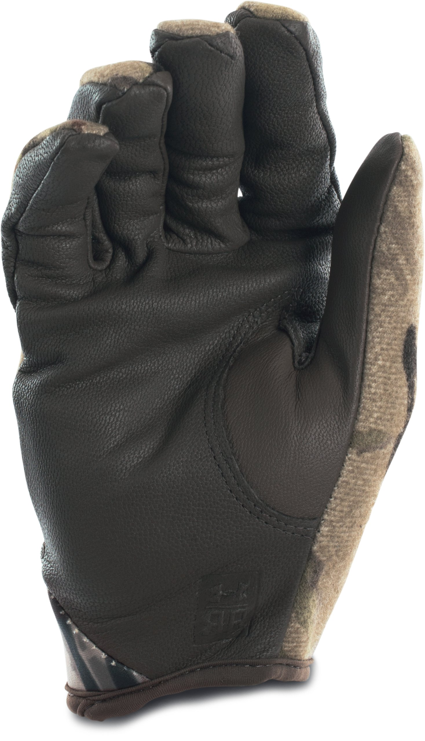 Men's UA Ridge Reaper® Trigger Gloves, RIDGE REAPER® BARREN,