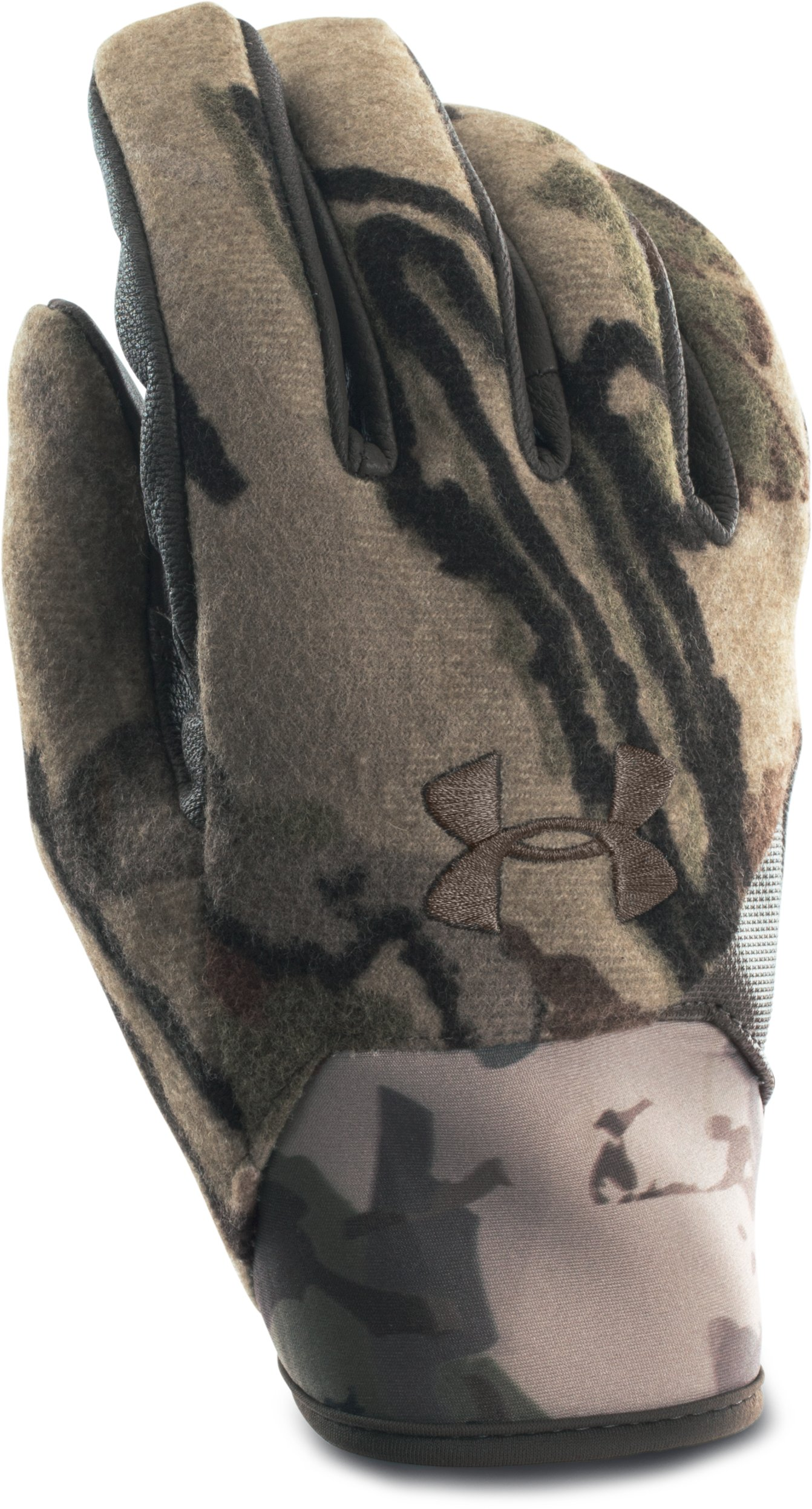 Men's UA Ridge Reaper® Trigger Gloves, RIDGE REAPER® BARREN