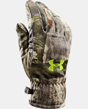 Men's UA Scent Control Deadcalm Gloves  1 Color $29.99