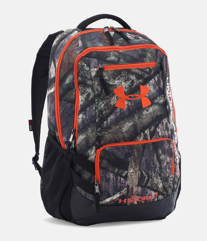 UA Camo Hustle Backpack | Under Armour US