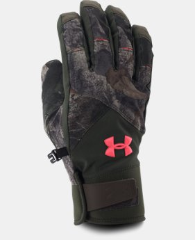 Women's UA ColdGear® Infrared Scent Control Primer Gloves  1 Color $36.74