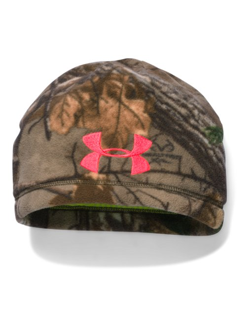 This review is fromWomen s UA ColdGear® Infrared Scent Control Camo Beanie. c0b08185021c