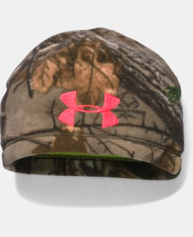 Women's UA ColdGear® Infrared Scent Control Camo Beanie  1 Color $29.99
