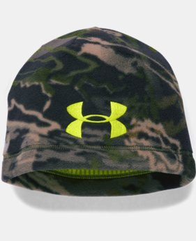 Boys' UA Scent Control ColdGear® Infrared Beanie LIMITED TIME: FREE SHIPPING 1 Color $32.99