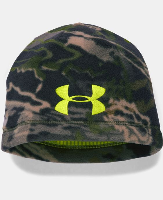 Boys' UA Scent Control ColdGear® Infrared Beanie  2 Colors $32.99