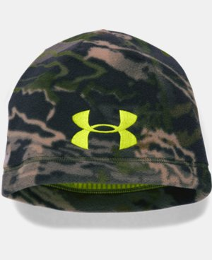 Boys' UA Scent Control ColdGear® Infrared Beanie LIMITED TIME: FREE SHIPPING  $32.99