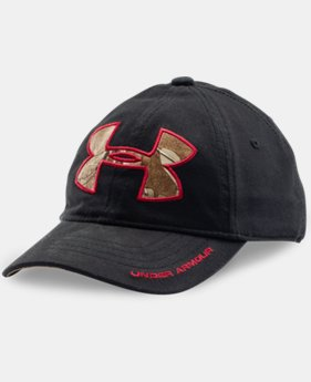 Boys' UA Caliber Cap  3 Colors $13.99 to $14.99