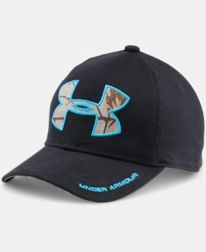 Boys' UA Caliber Cap LIMITED TIME: FREE U.S. SHIPPING 1 Color $23.99