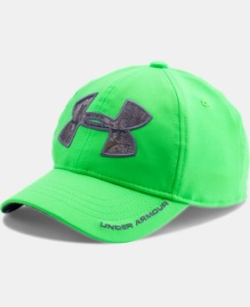 Boys' UA Caliber Cap  1 Color $17.99