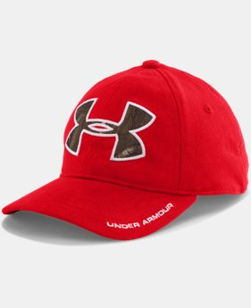 Boys' UA Caliber Cap