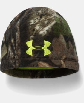 Men's UA Scent Control ColdGear® Infrared Beanie LIMITED TIME: FREE SHIPPING 1 Color $39.99