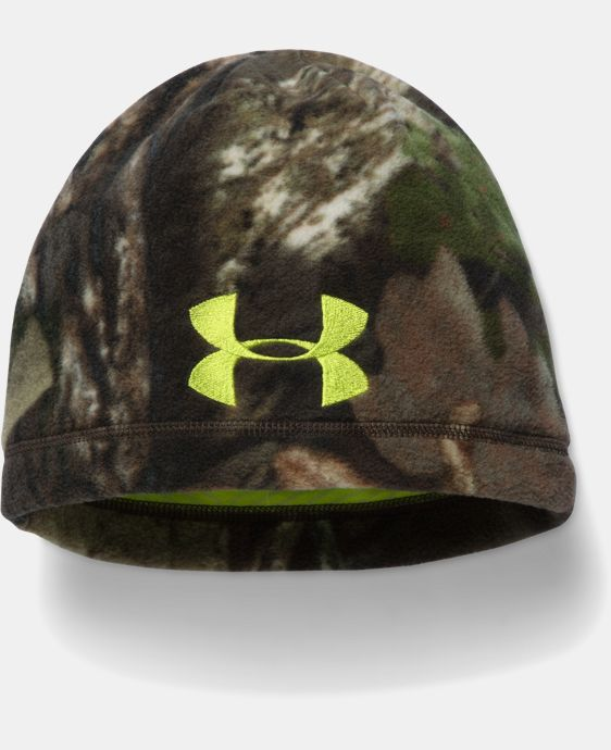 Men's UA Scent Control ColdGear® Infrared Beanie  1 Color $34.99